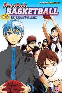 Kuroko's Basketball, Omnibus 1