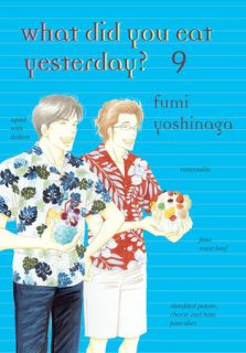 What Did You Eat Yesterday?, Volume 9