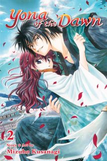 Yona of the Dawn, Volume 2