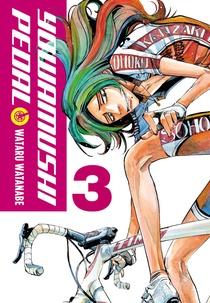 Yowamushi Pedal, Omnibus 3