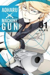 Aoharu X Machinegun, Volume 1