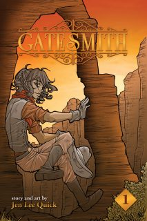 Gatesmith, Volume 1