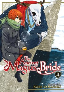 The Ancient Magus' Bride, Volume 4