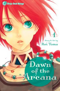 Dawn of the Arcana, Volume 1
