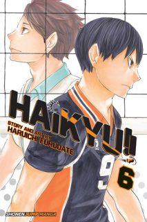 Haikyu!!, Volume 6
