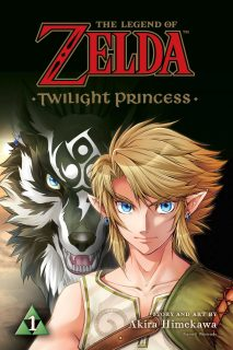 The Legend of Zelda: Twilight Princess, Volume 1