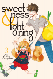 Sweetness and Lightning, Volume 3