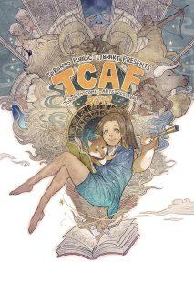 TCAF 2017 Poster - Sana Takeda