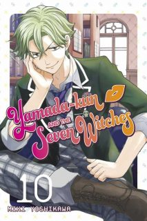 Yamada-kun and the Seven Witches, Volume 10